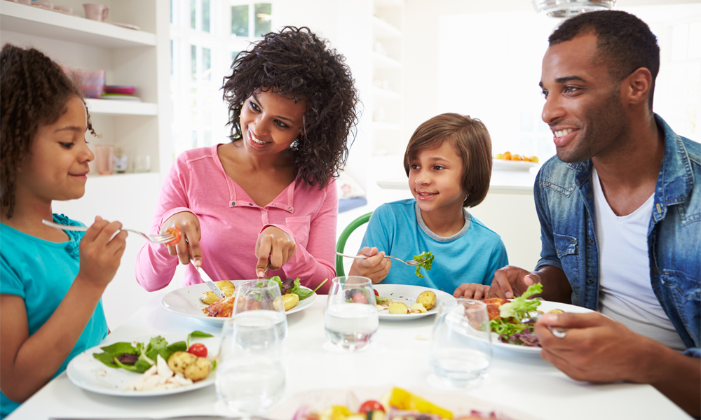 Mealtime Discussion Starter #1