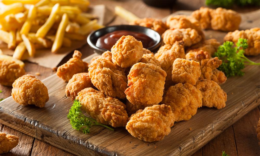 Fun family recipe for Chicken Nuggets